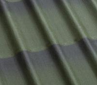 Лист черепица Ондулин (Зеленый)